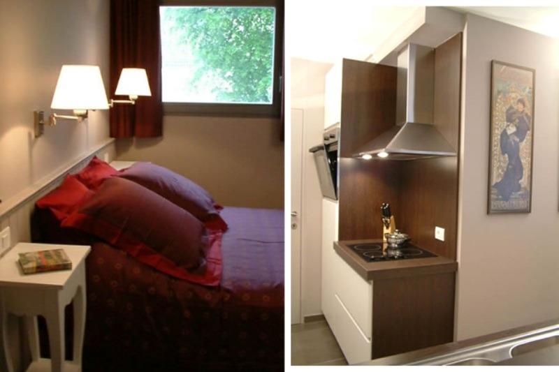 Möblierte Wohnung für kurze Aufenthalte!