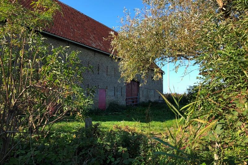 Bauernhof 'De Zande' auf 2,52ha