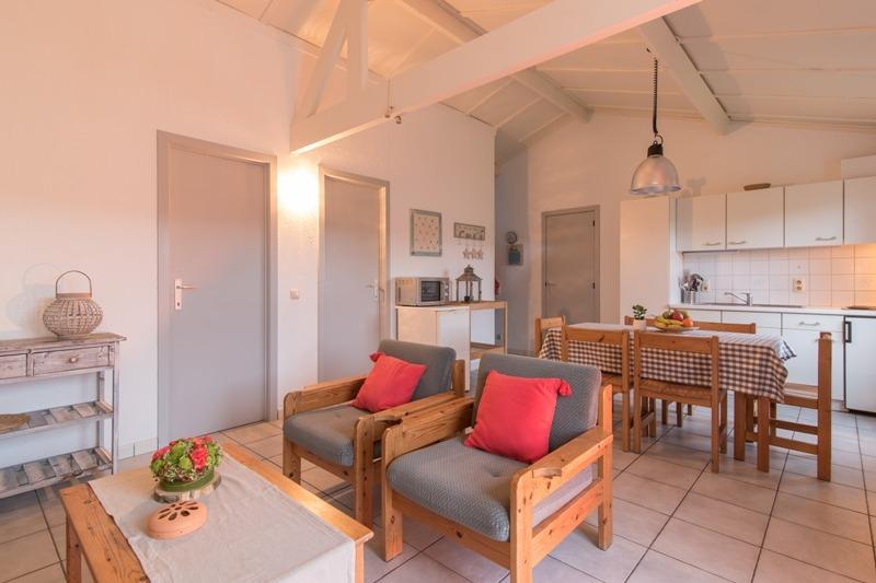 Gemütlich eingerichtete Ferienhaus am Meer & Natur!