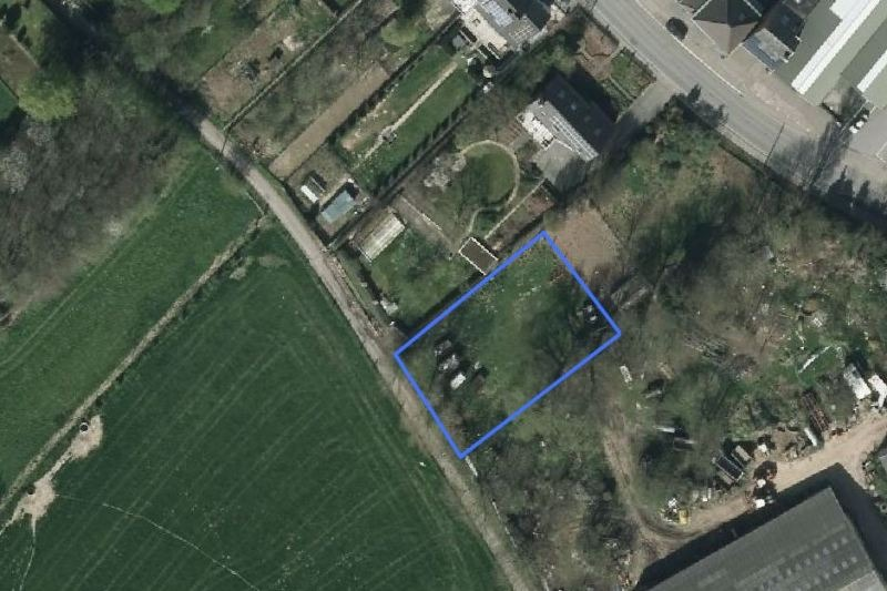 Bauland für offene Gebäude mit ländlicher Aussicht!