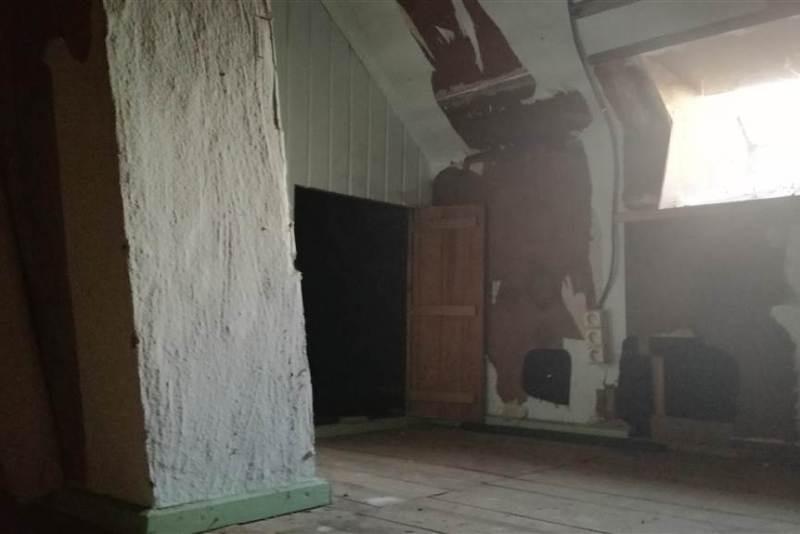 Um halboffene Gebäude in Zwankendamme zu renovieren